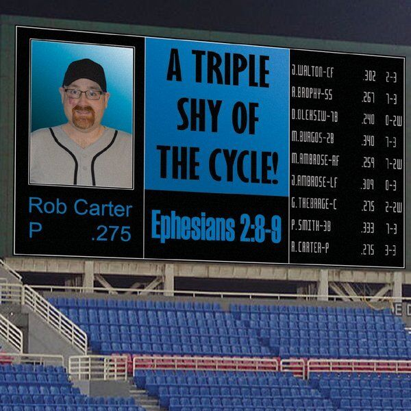 Cover art for A Triple Shy of the Cycle